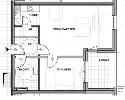 Wohnung mieten » 4052 Ansfelden » Top B09 - Dachgeschosswohnung mit Loggia :: Fahrner GmbH Immobilien