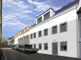 Wohnung mieten » 4020 Linz » TOP 01 - 60 m² Erdgeschosswohnung mit Garten und Terrasse :: Fahrner GmbH Immobilien