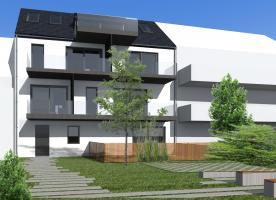 Wohnung mieten » TOP 03 - 38 m² Wohnung mit Balkon » NEUBAU - Exklusives Wohnen am Römerberg