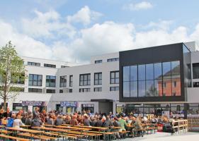 Marktplatz St. Martin i. M. - neue Wohn- und Geschäftsflächen » 4113 Sankt Martin, Österreich :: Fahrner GmbH Immobilien