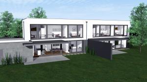 Doppelwohnhaus in Ottensheim » 4100 Ottensheim, Österreich :: Fahrner GmbH Immobilien