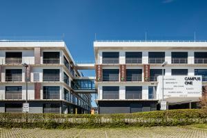 Business Campus One - Start zur 2. Bauetappe » 4232 Hagenberg, Österreich :: Fahrner GmbH Immobilien